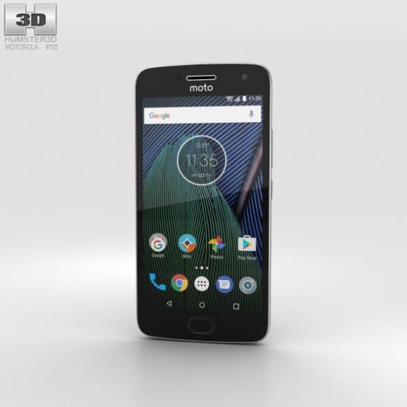 Motorola Moto G5 Plus Lunar Grey - 3DOcean Item for Sale