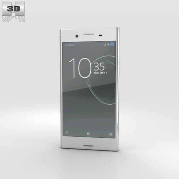 Sony Xperia XZ Premium Luminous Chrome - 3DOcean Item for Sale