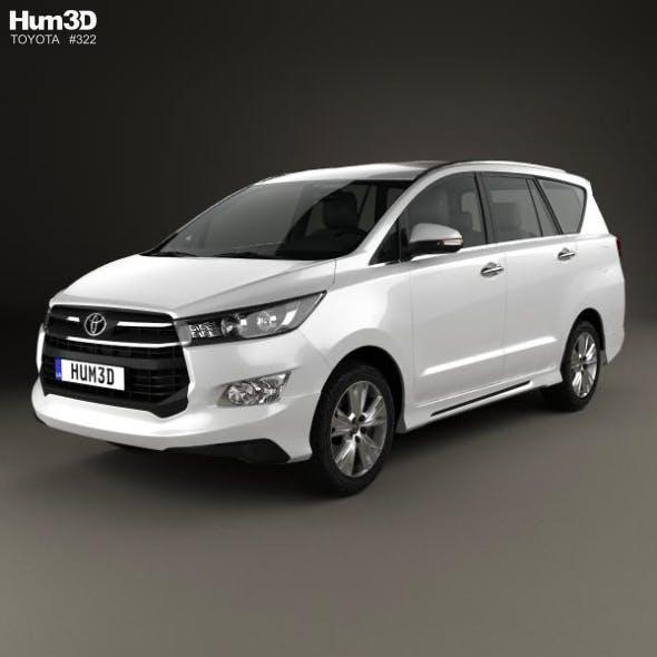 Toyota Innova Crysta (TH) 2017 - 3DOcean Item for Sale