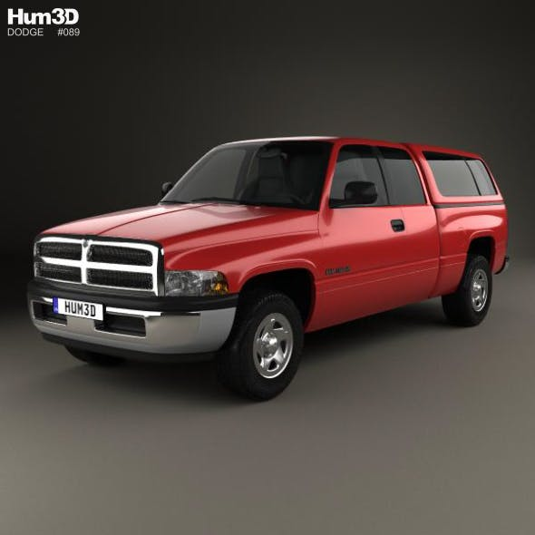 Dodge Ram 1500 Club Cab ST 1999