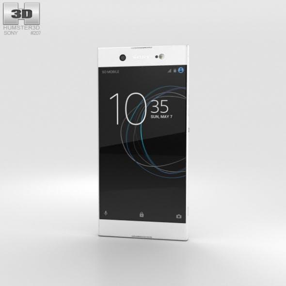 Sony Xperia XA1 Ultra White - 3DOcean Item for Sale