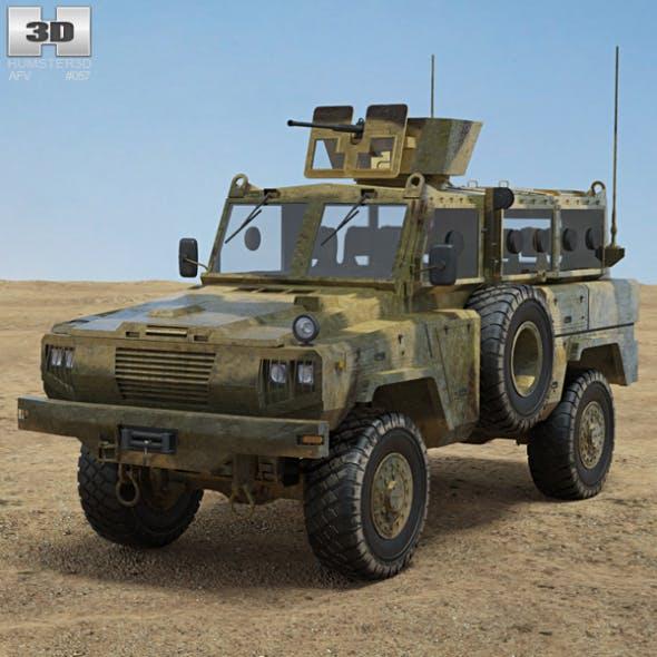 RG-31 Nyala - 3DOcean Item for Sale