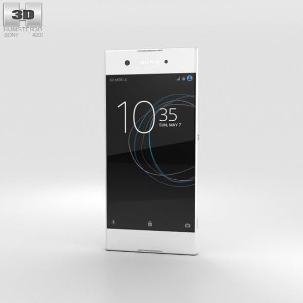 Sony Xperia XA1 White - 3DOcean Item for Sale