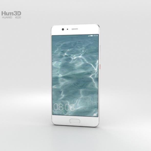 Huawei P10 Plus Mystic Silver