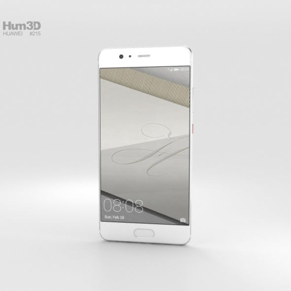 Huawei P10 Plus Ceramic White