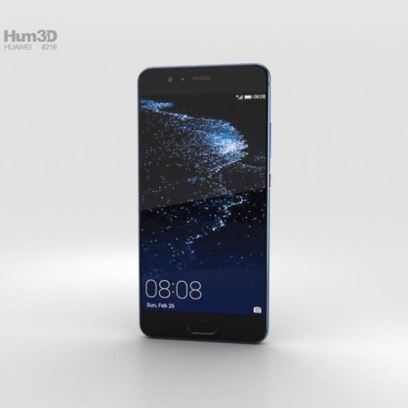 Huawei P10 Plus Dazzling Blue