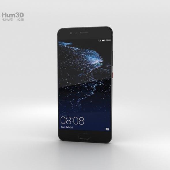 Huawei P10 Plus Graphite Black - 3DOcean Item for Sale