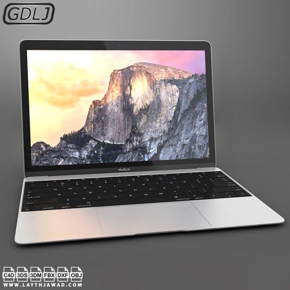 Apple Macbook [ Laptop ] - 3DOcean Item for Sale