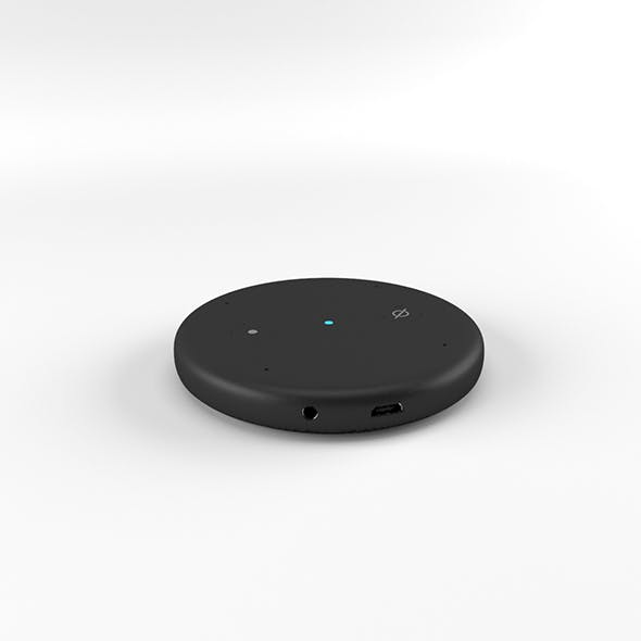 Amazon Echo Input Black