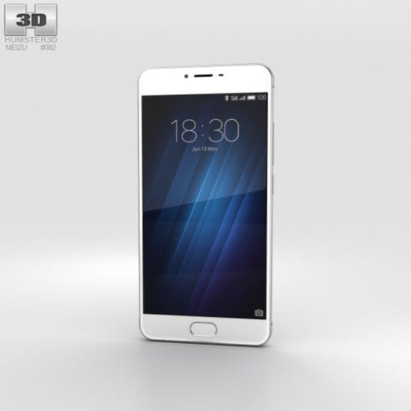 Meizu M3s Silver - 3DOcean Item for Sale