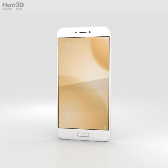 Xiaomi Mi 5c Gold - 3DOcean Item for Sale