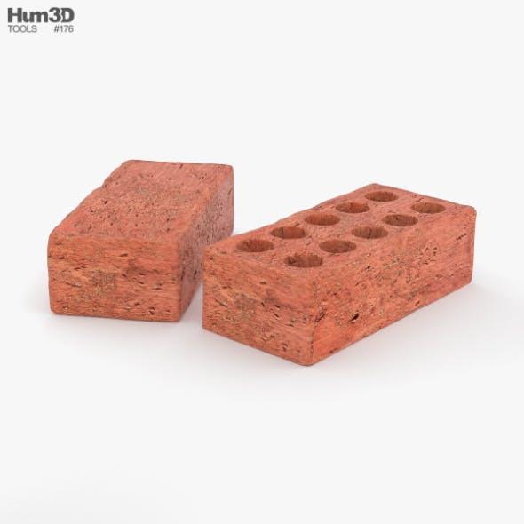 Brick - 3DOcean Item for Sale