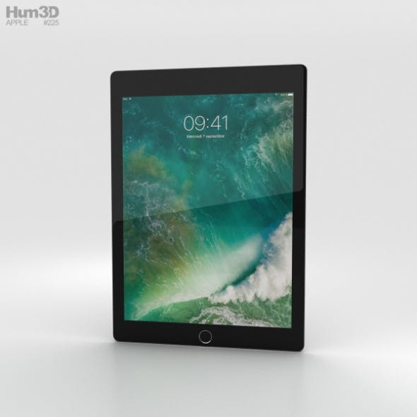 Apple iPad 9.7-inch Cellular Space Gray