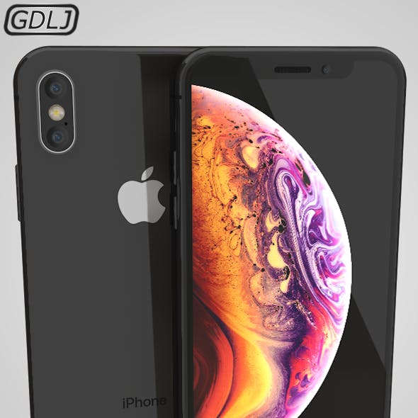 Iphone XS Black
