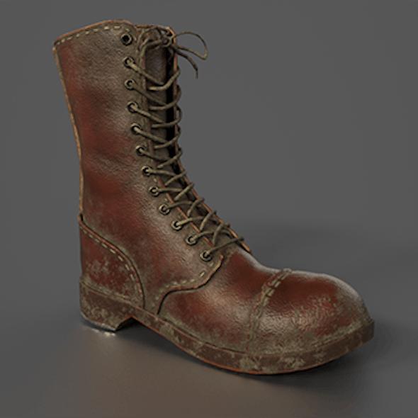 WW2 Army Boot