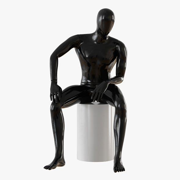 Faceless male mannequin 07 - 3DOcean Item for Sale