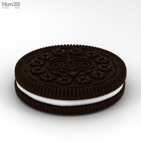 Oreo Cookie - 3DOcean Item for Sale