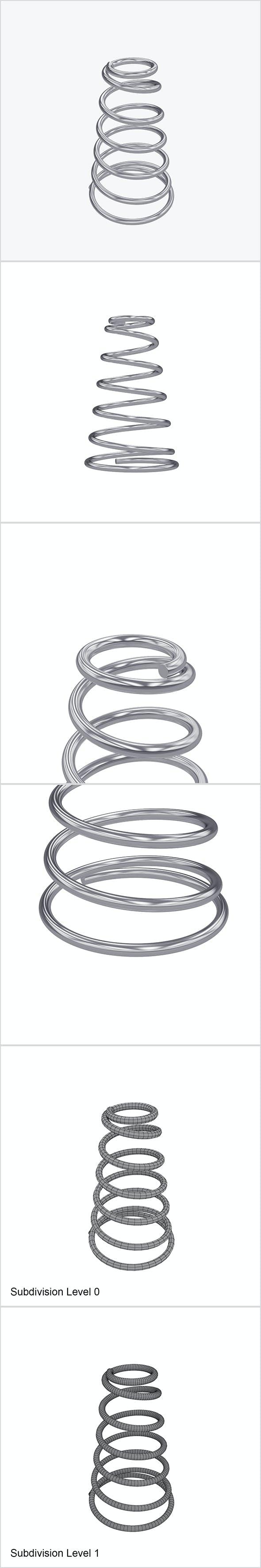 Spring - 3DOcean Item for Sale