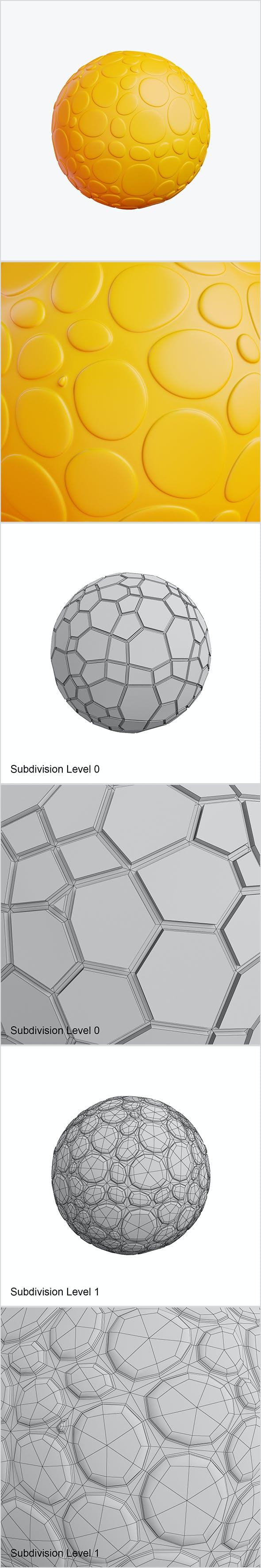 Sphere - 3DOcean Item for Sale