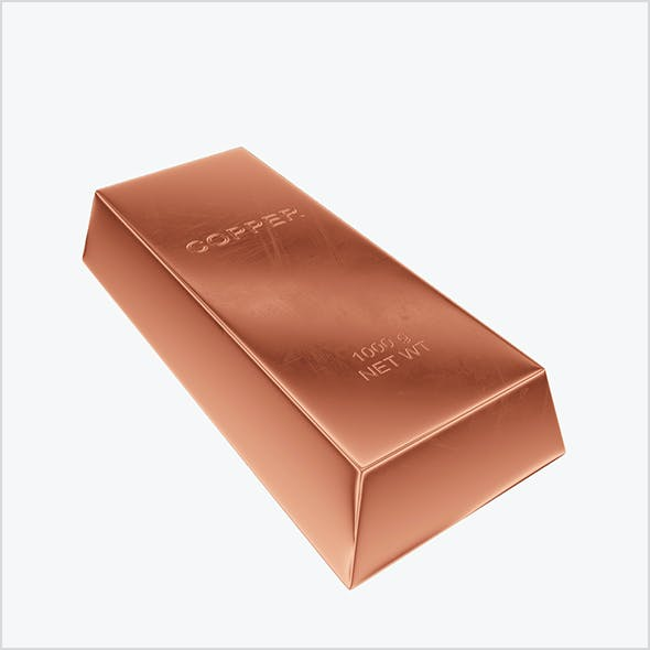Ingot copper