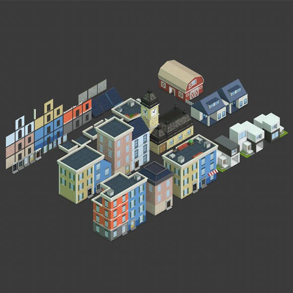 Modular Buildings - ISOLAND