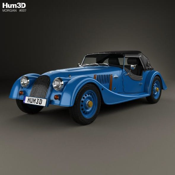 Morgan 4/4 80th Anniversary 2016