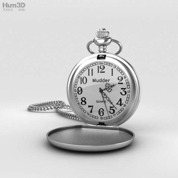 Pocket Watch - 3DOcean Item for Sale