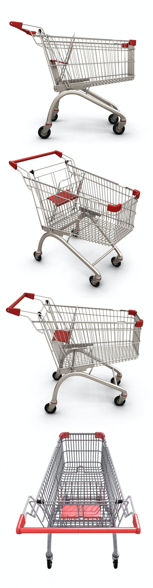 Empty shopping cart. - 3DOcean Item for Sale