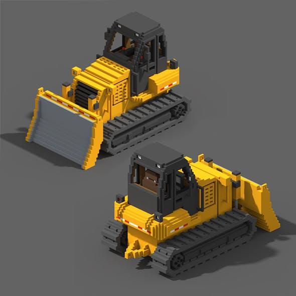 Voxel Bulldozer