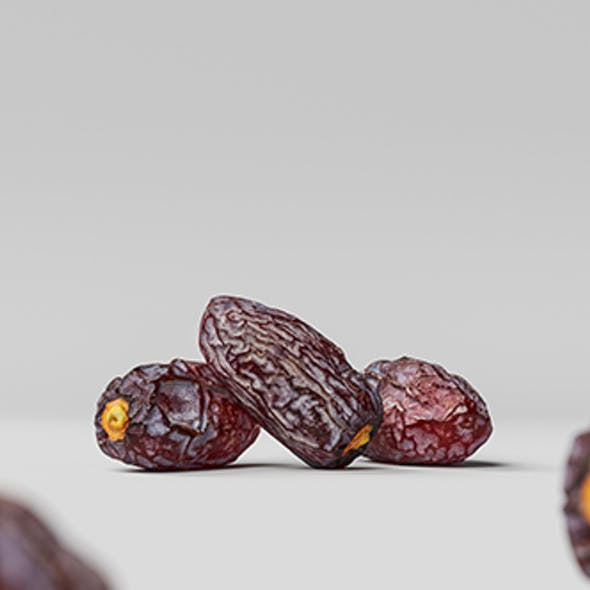 Dried Date 001
