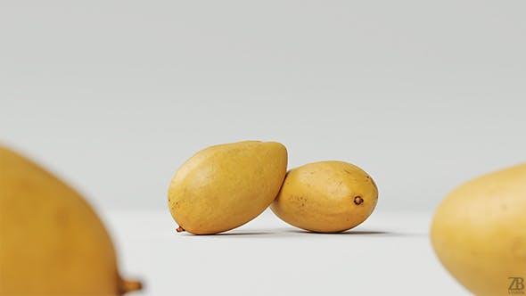 Mango 002 - 3DOcean Item for Sale