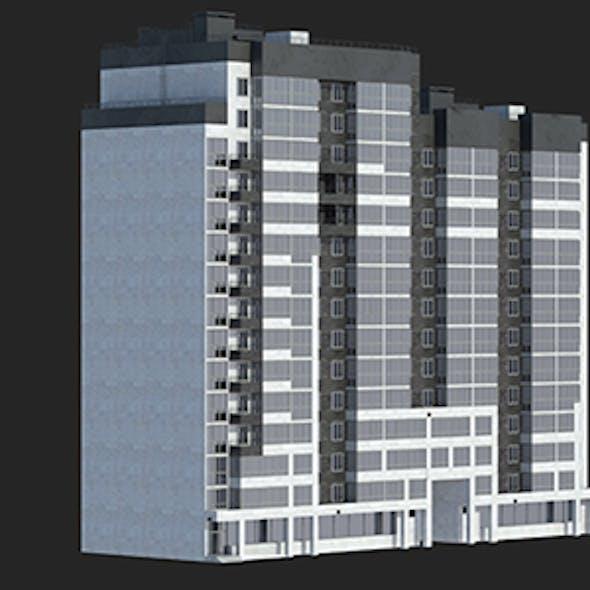 Buildings Set 1 Block 1