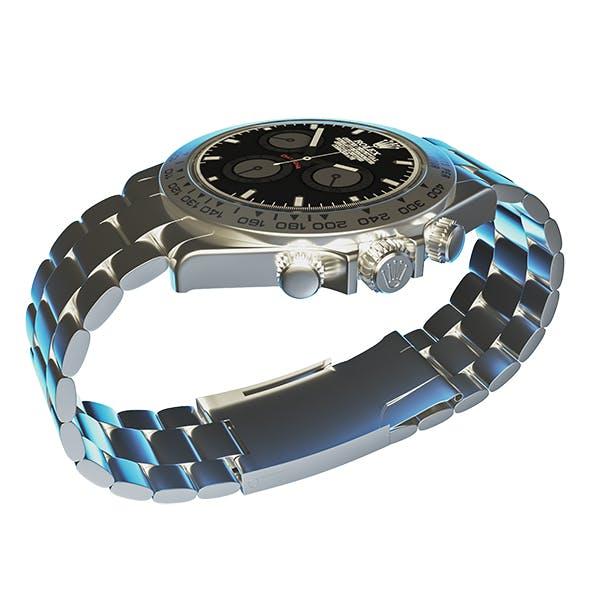 Rolex Daytona Wrist Watch - 3DOcean Item for Sale