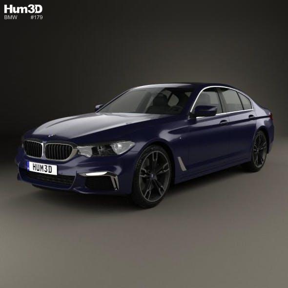 BMW 5 Series (G30) M Performance 2017