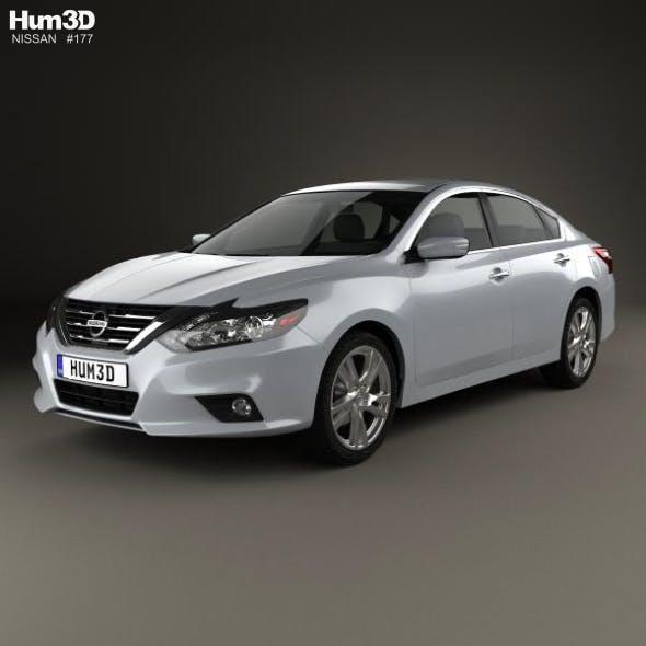 Nissan Altima SL 2016