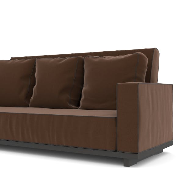 couch 3 - 3DOcean Item for Sale
