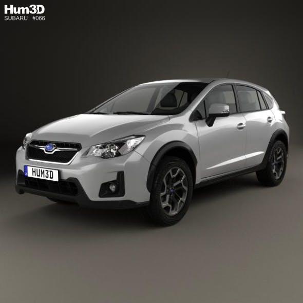 Subaru XV 2016 - 3DOcean Item for Sale