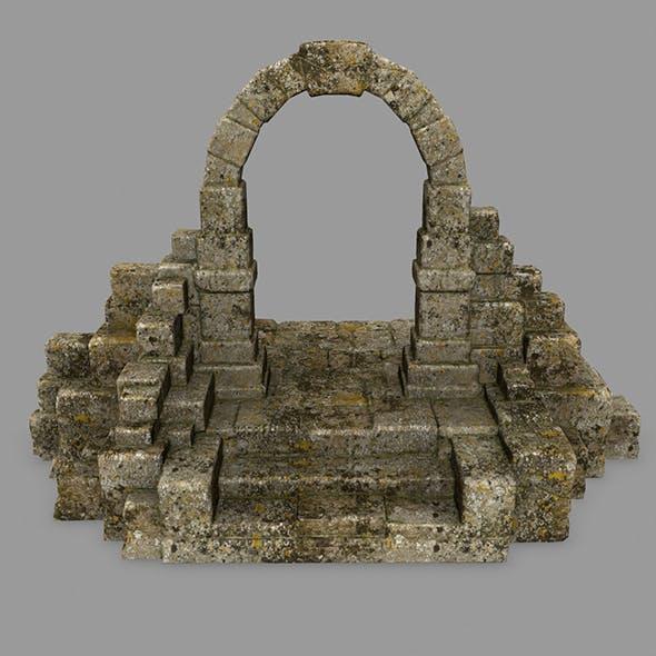 gate 2 - 3DOcean Item for Sale