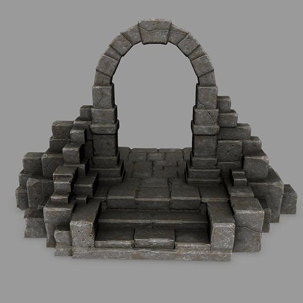gate 6 - 3DOcean Item for Sale