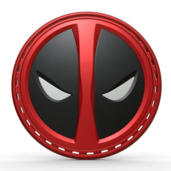Deadpool stripe - 3DOcean Item for Sale