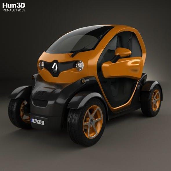 Renault Twizy ZE Cargo 2013