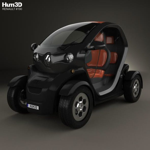 Renault Twizy ZE Expression 2012