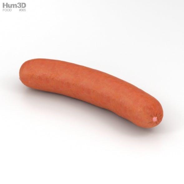 Sausage - 3DOcean Item for Sale