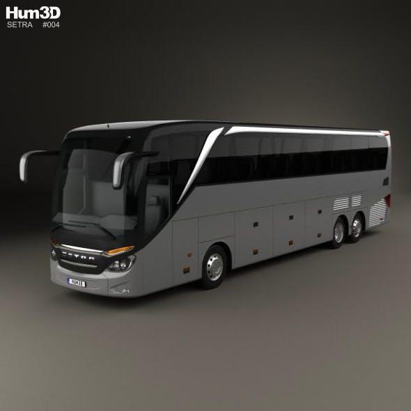 Setra S 516 HDH Bus 2013 - 3DOcean Item for Sale