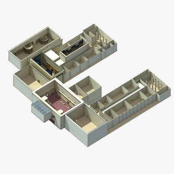 Pergamon Museum Babylon Mesopotamia Ishtar Gate