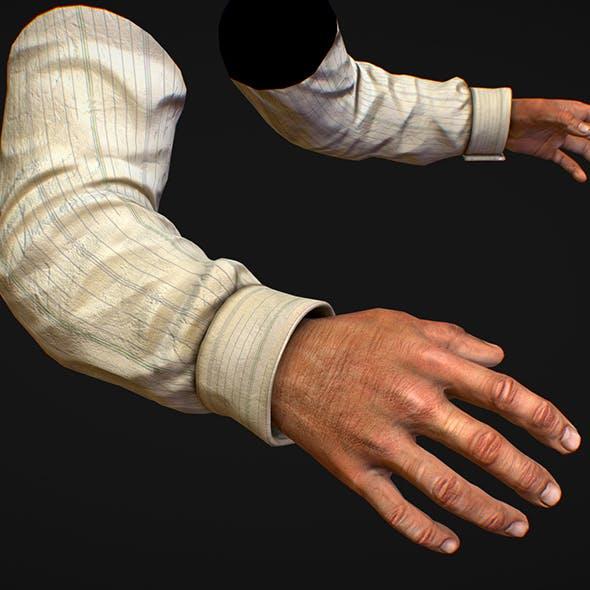 Bill_hand_shirt - 3DOcean Item for Sale