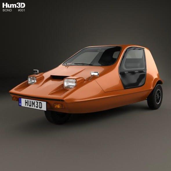 Bond Bug 1970 - 3DOcean Item for Sale