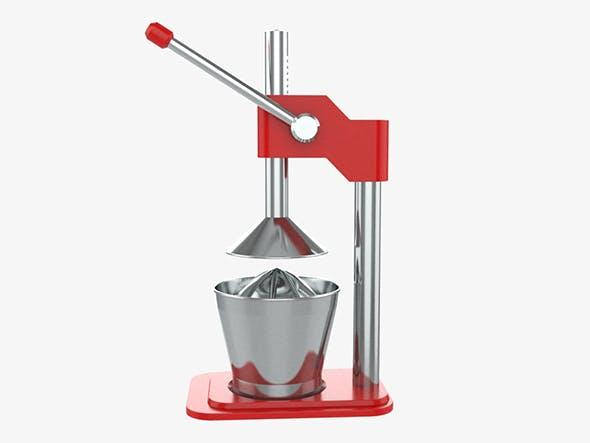 Juicer - 3DOcean Item for Sale