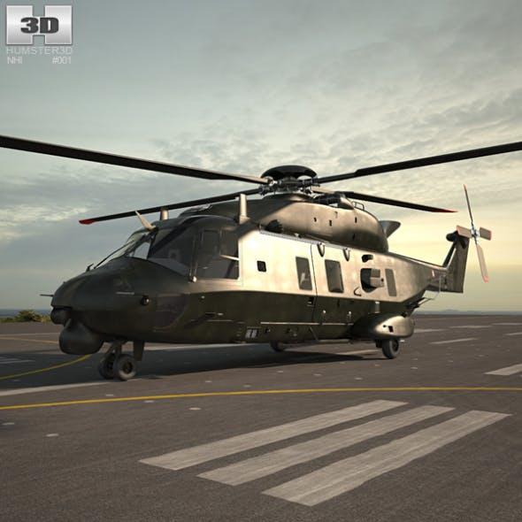 NHIndustries NH90 - 3DOcean Item for Sale