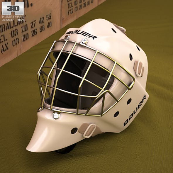 Hockey Goal Mask